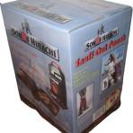 Son of Hibachi transportabel hibachi grill + taske  -2 STK